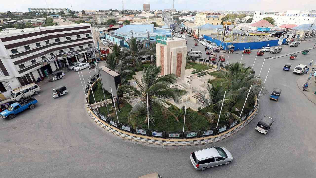 Somalia | Somalia is the most corrupt country in the world as per the Corruption Perceptions Index 2017. The country's government has been repeatedly ranked as the most corrupt in the world in multiple indices. (Pictured: Aerial view of traffic in the city of Mogadishu. Image: Reuters)