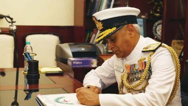 Navy chief on US visit from tomorrow; focus on Indo-Pacific region