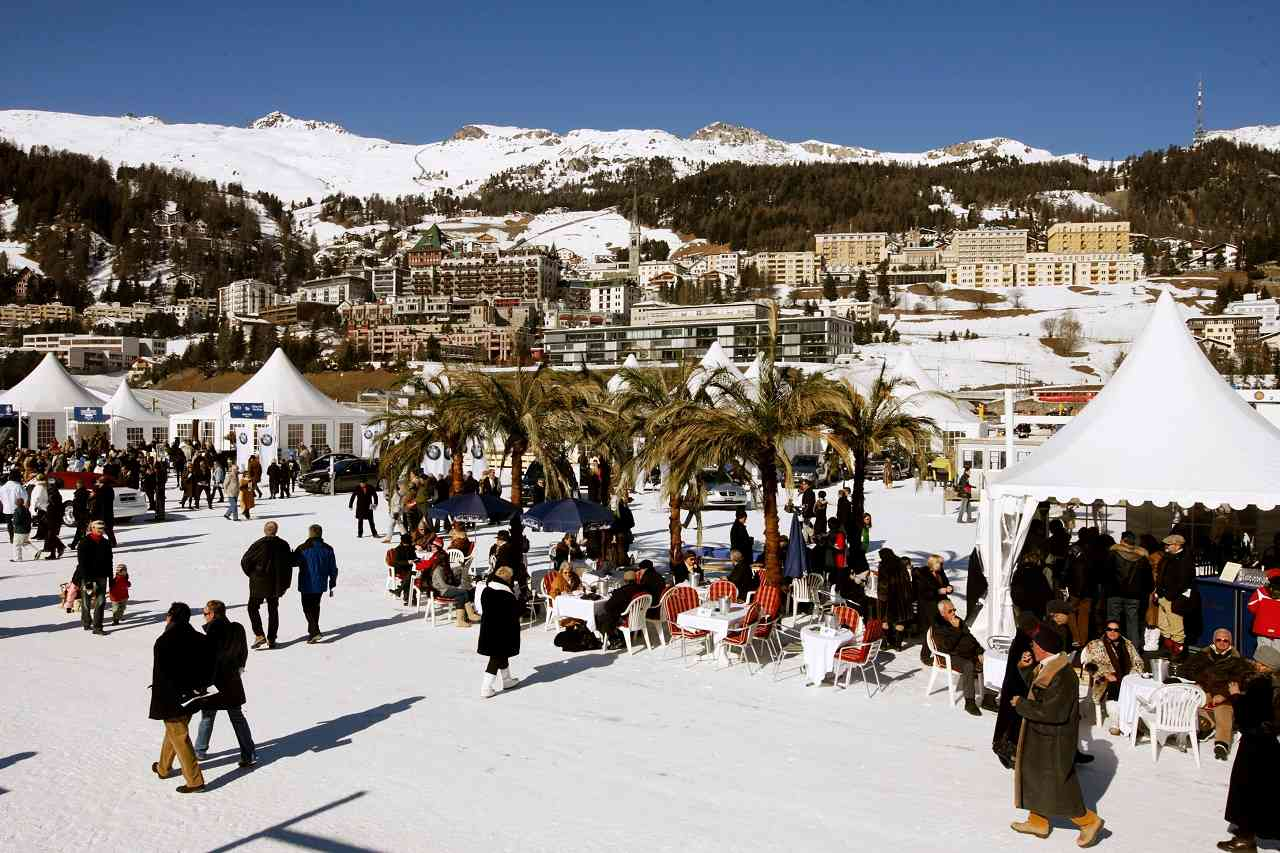 Switzerland | The picturesque European country is the fifth least corrupt country around the world with a score of 85. The country retains a strong commitment to political neutrality and corruption doesn't impede business. Lately, Switzerland has been criticised for not implementing necessary measures to prevent tax evasion. (Pictured: People at the Swiss mountain resort of St. Moritz in Switzerland. Image: Reuters)