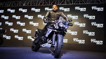 Exclusive: Import duty hike forces Triumph Motorcycles to 'rethink' India plans