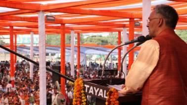 U'khand CM launches universal health coverage scheme