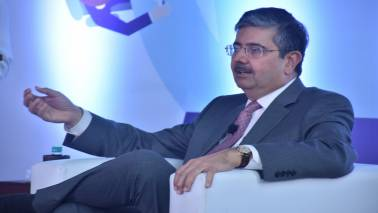 Technology giants have no business in banking: Uday Kotak