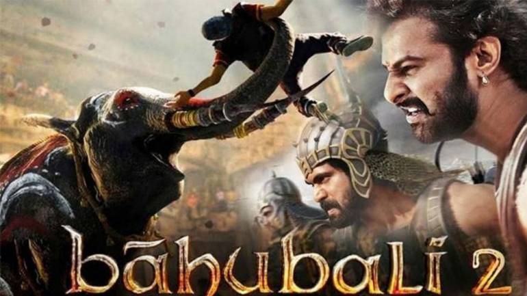 'Baahubali 2' surpasses 'Baahubali's lifetime collection in China on Day 1