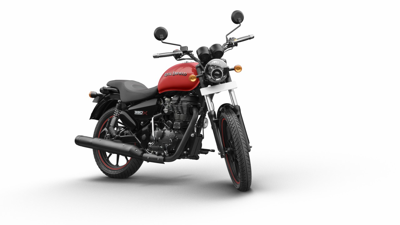 Royal Enfield launched two bikes under the brand Thunderbird X