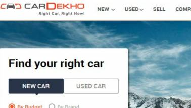 CarDekho betting on insurance and finance products to drive the company to unicorn status
