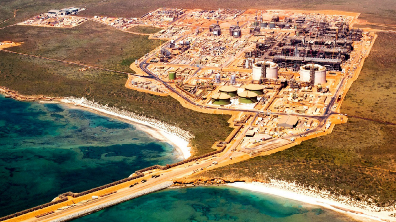 Gorgon Liquified Natural Gas Plant | Estimated cost: Rs 3,51,243 crore | The liquefied natural gas (LNG) plant is the largest single-resource development in Australia's history. The gas plant, built by Chevron, is located on Barrow Island off Australia's northwest coast to process a huge off-shore gas field. It has a production capacity of 15 million tons per annum and a lifespan of up to 60 years. The company began production in March 2016. (Image Courtesy: Official website)