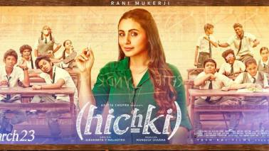 Is Rani Mukherjee's new movie 'Hichki' going to be her best comeback?