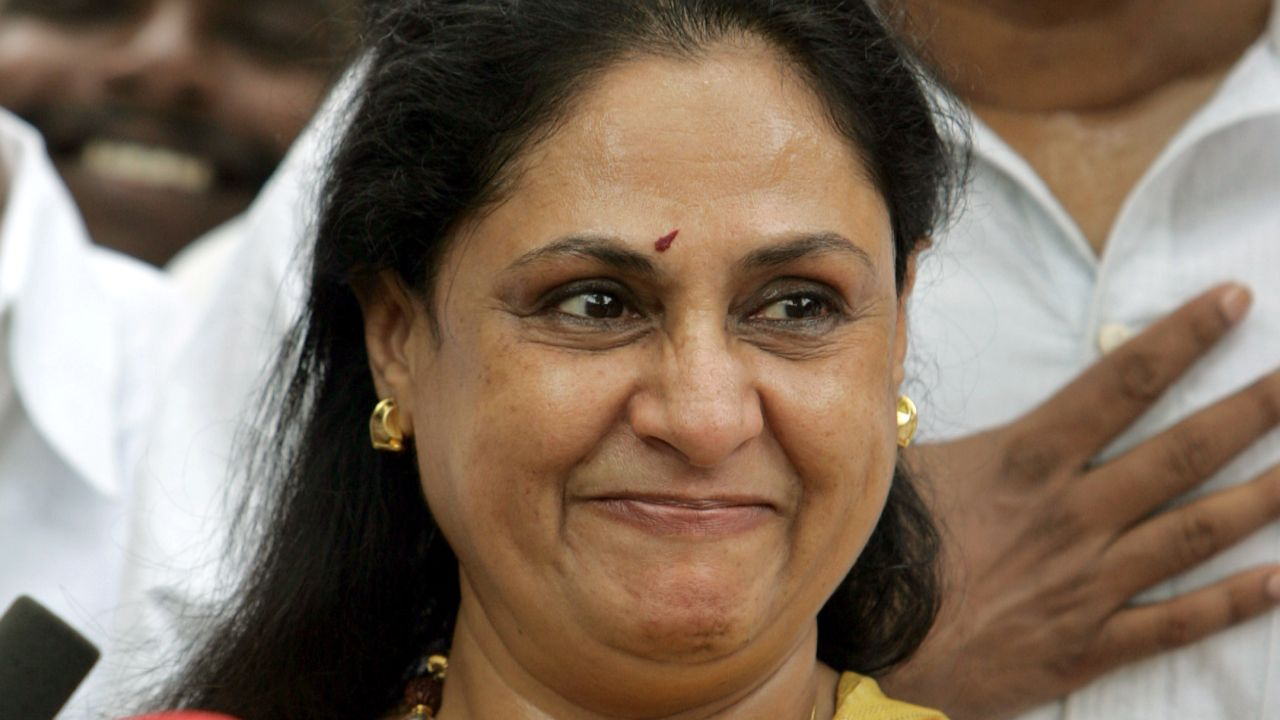 Jaya Bachchan, Uttar Pradesh   The SP leader stands at second position with movable assets of Rs 538.83 crore and immovable assets of Rs 462.80 crore. Her total assets are worth Rs 1,001.63 crore. (Image: Reuters)
