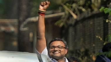 Karti Chidambaram gets bail from HC in INX Media case