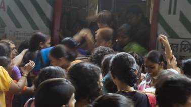 All-women staff at Matunga Road railway station seeks better security for those working at night