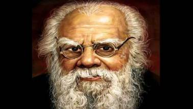 Another Periyar statue vandalised in Tamil Nadu