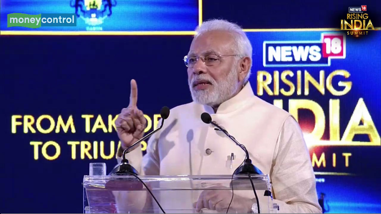 Rising India Summit: Here are some of the key quotes
