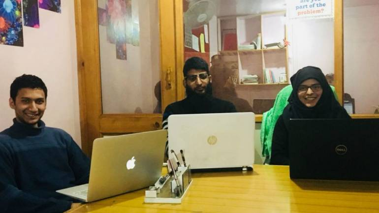 A day in the life of a Kashmiri startup founder