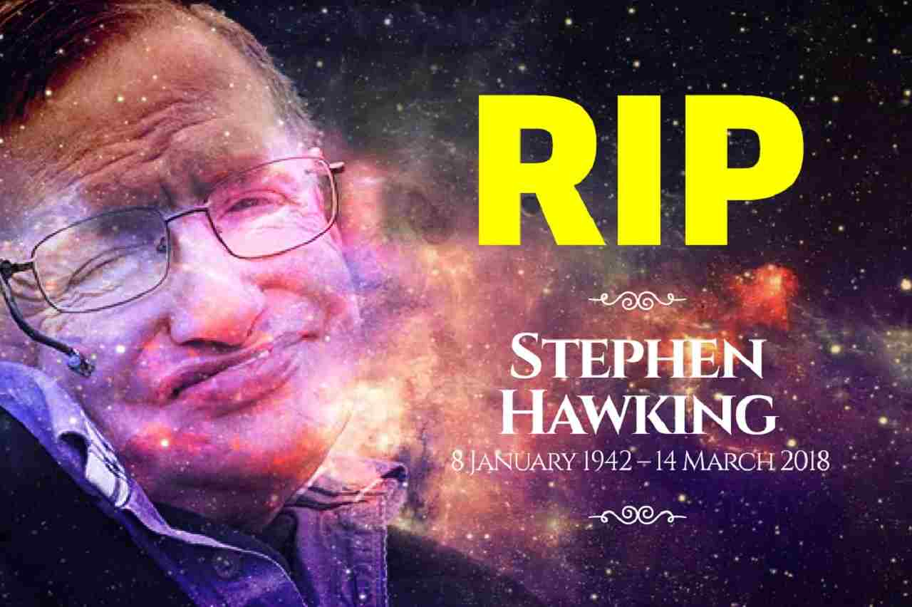 The day I thought we'd unplugged Stephen Hawking