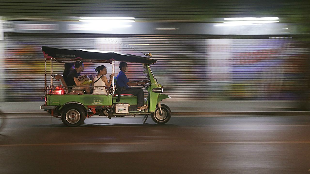 Q12. Being the main manufacturer in Indonesia, Tuk Tuk in this country is commonly referred to by this company's name. Which company? (Image: Pixabay)