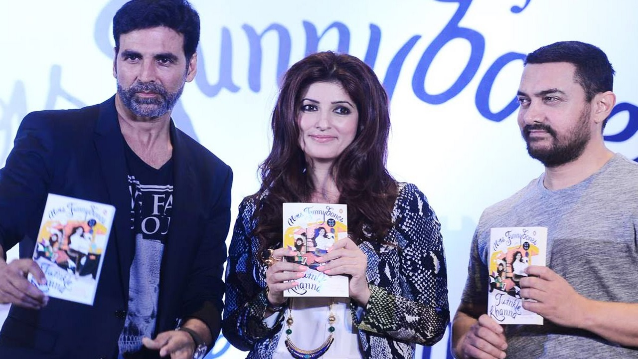 "Twinkle Khanna | She was earlier known as Dimple Kapadia and Rajesh Khanna's daughter or Akshay Kumar's wife, but the actress who hasn't been on the silver screen for years made a name for herself with her writing. She penned her first book ""Mrs Funnybones"" in 2015, selling around 1,00,000 copies worldwide and becoming India's highest-selling female writer of that year. She repeated the success with her second book, ""The Legend of Lakshmi Prasad"", which went on to sell over 1,00,000 copies until August 2017. She is also the Founder and Co-Chief Executive Officer of The White Window, a lifestyle store."