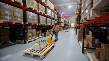 Nearly Rs 45k crore expected to be invested in storage & warehousing facilities across the country: Report