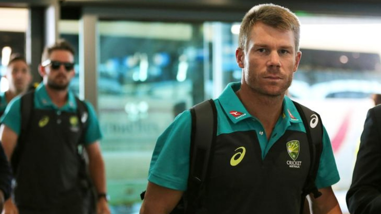 The former Australian cricket vice-captain David Warner broke down as he spoke about his role in the ball tampering scandal. (Photo: Reuters)