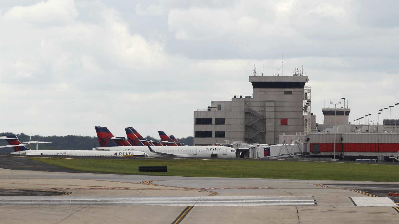 1: Hartsfield Jackson Atlanta International Airport, the United States (Image: Reuters)