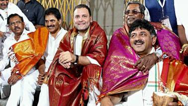 Congress building momentum against Ram temple construction in Ayodhya: BJP