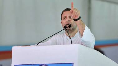 Rahul Gandhi doing low level politics: RSS