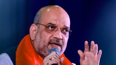 Congress has communalised Vande Mataram : Amit Shah