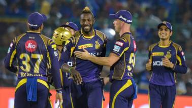 KKR vs RR IPL 2018 Match Report: Knight Riders eliminate Rajasthan royally with 25-run victory