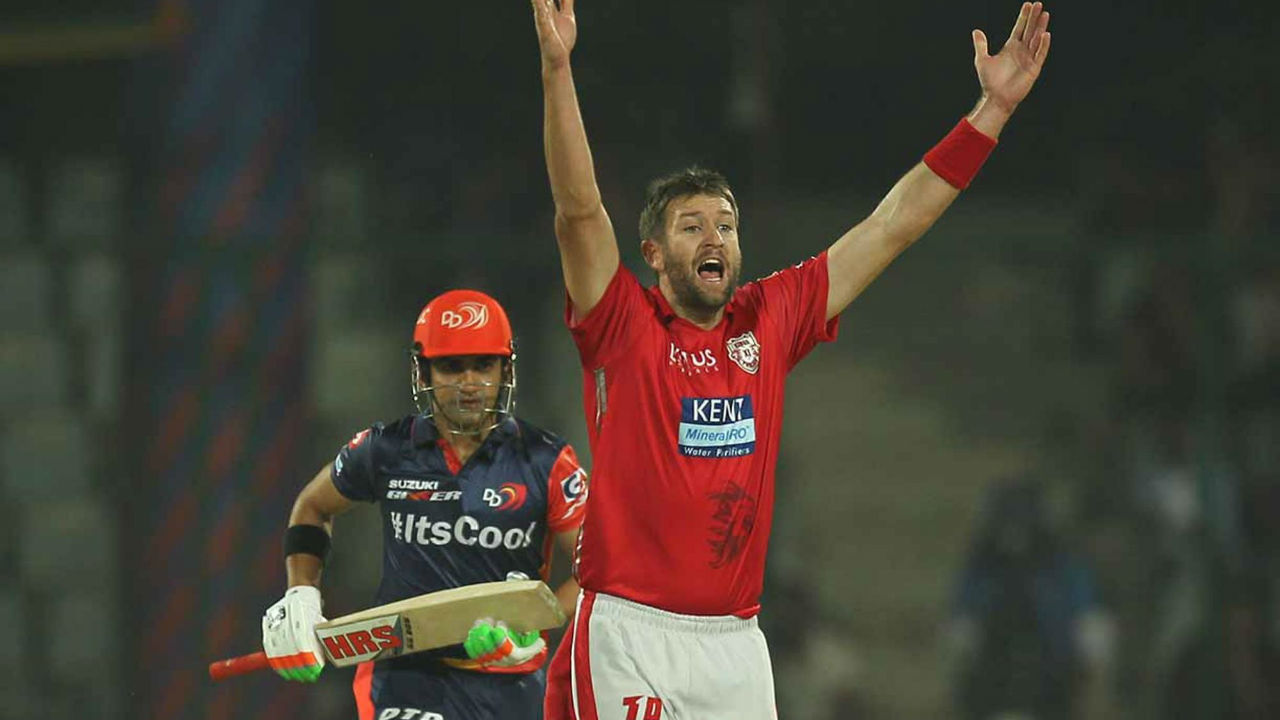 IPL 2018 Purple Cap: KXIP's Andrew Tye tops wickets chart, Rashid follows close behind