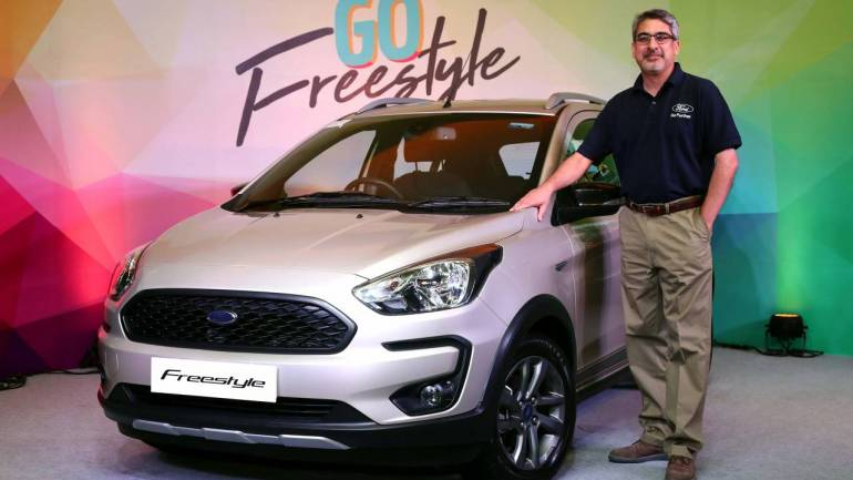 Ford Plans More India Specific India Made Products To Rev Up Share
