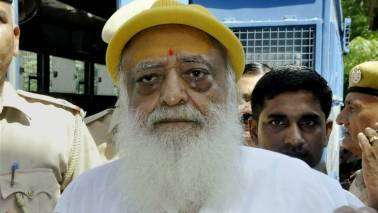 Asaram moves mercy plea to Rajasthan governor, seeks dilution of life sentence