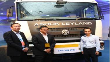 Ashok Leyland Q4 PAT seen up 12.3% YoY to Rs. 556 cr: KR Choksey