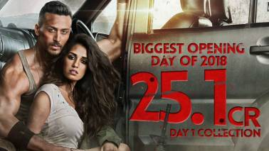 Box office wrap: Baaghi 2 off to a roaring start