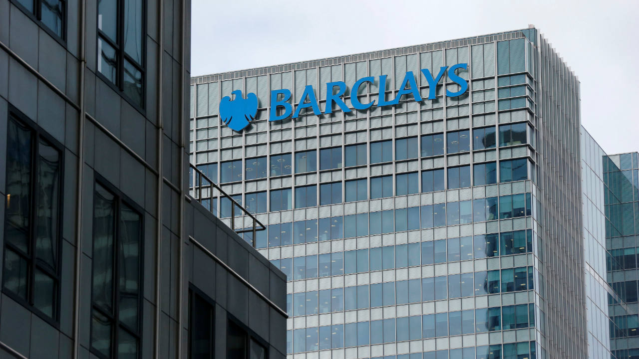 Answer: Barclays (Image: Reuters)