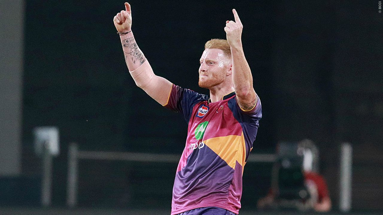 1. Ben Stokes | The Englishman was snapped up by Rajasthan Royals for a whopping Rs 12.5 crore, after a fierce bidding war with Chennai Super Kings and Kings XI Punjab. (www.iplt20.com)