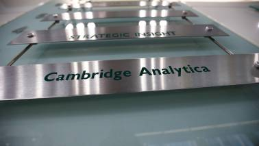 Will use Facebook data to influence voters: Cambridge Analytica told Congress; Party says never used services