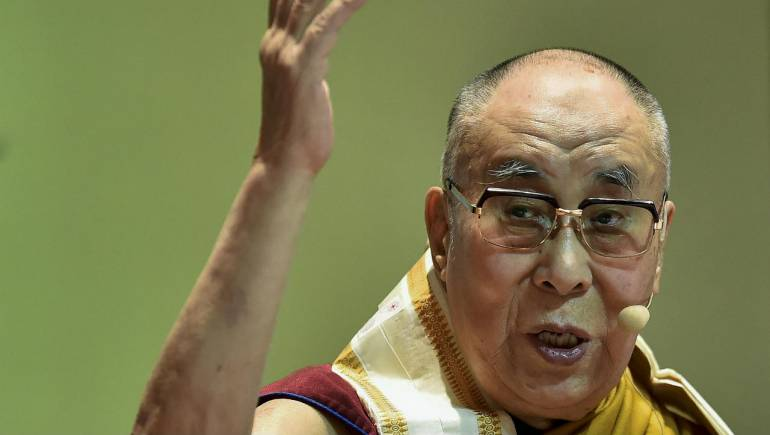 Dalai Lama contemplates Chinese gambit after his death
