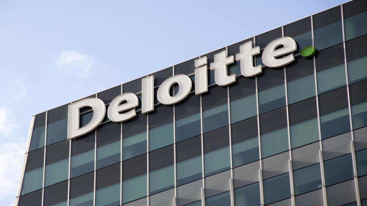 Answer: Deloitte/ William Welch Deloitte