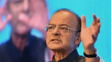 Jaitley attacks Congress, says debate now to focus on Modi vs 'anarchist combination'