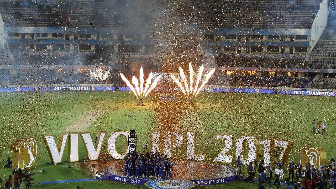 The Indian Premier League — the biggest sporting jamboree in the Indian sub-continent and one of the most popular franchise-based sporting leagues in the world — has seen its value go north each year since its inception in 2008. Here's a look at the factors behind the commercial success of the league. (Image: BCCI-IPLT20.com)