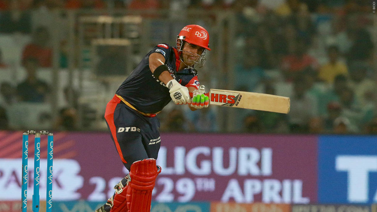 Gautam Gambhir – 94.6 Crore | The leading run-scorer for the Kolkata Knight Riders, Gambhir who recently retired from all forms of cricket has earned Rs 94.6 Crore in the IPL. He was just Rs 3.4 Crore away from entering the 100 crore salary club, however, 2018 was a tumultuous year for the left-hander who even stepped down from captaincy after winning just one out of the first 6 matches with Delhi. He later announced his retirement in December 2018. (Image: BCCI/iplt20.com)
