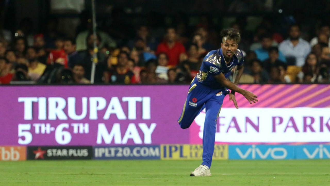 Hardik Pandya (Mumbai Indians) | Mumbai spent Rs 11 crore to retain their star all-rounder who has seen his stock rise in recent years. MI first signed Pandya for just Rs 10 lakhs in the 2015 season but his swashbuckling performances soon saw his contract jump to Rs 11 crore in the 2018 season. A big hitter and a fast-bowling all-rounder, Pandya has become indispensable to the MI set-up bringing balance and a flurry of big shots to the side. The fact that he is also excellent in the field is an added bonus for the team. (Image: BCCI, iplt20.com)