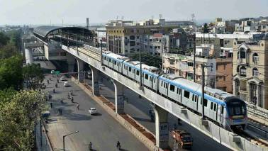 Kochi metro marks one year anniversary with free rides