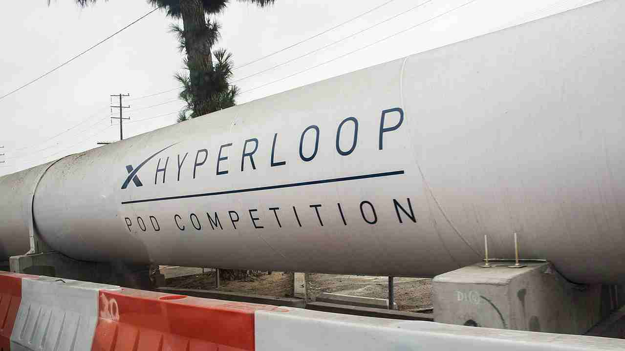 Hyperloop | The high-speed mass transport system envisioned by Elon Musk could be the replacement of comparatively snail-pace current trains. The ambitious underground transport system is being developed in many parts of the world including India. (Wikimedia Commons)