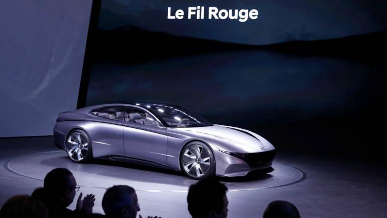 Hyundai Le Fil Rouge | The Term U0027Le Fil Rougeu0027 Translate To U0027common