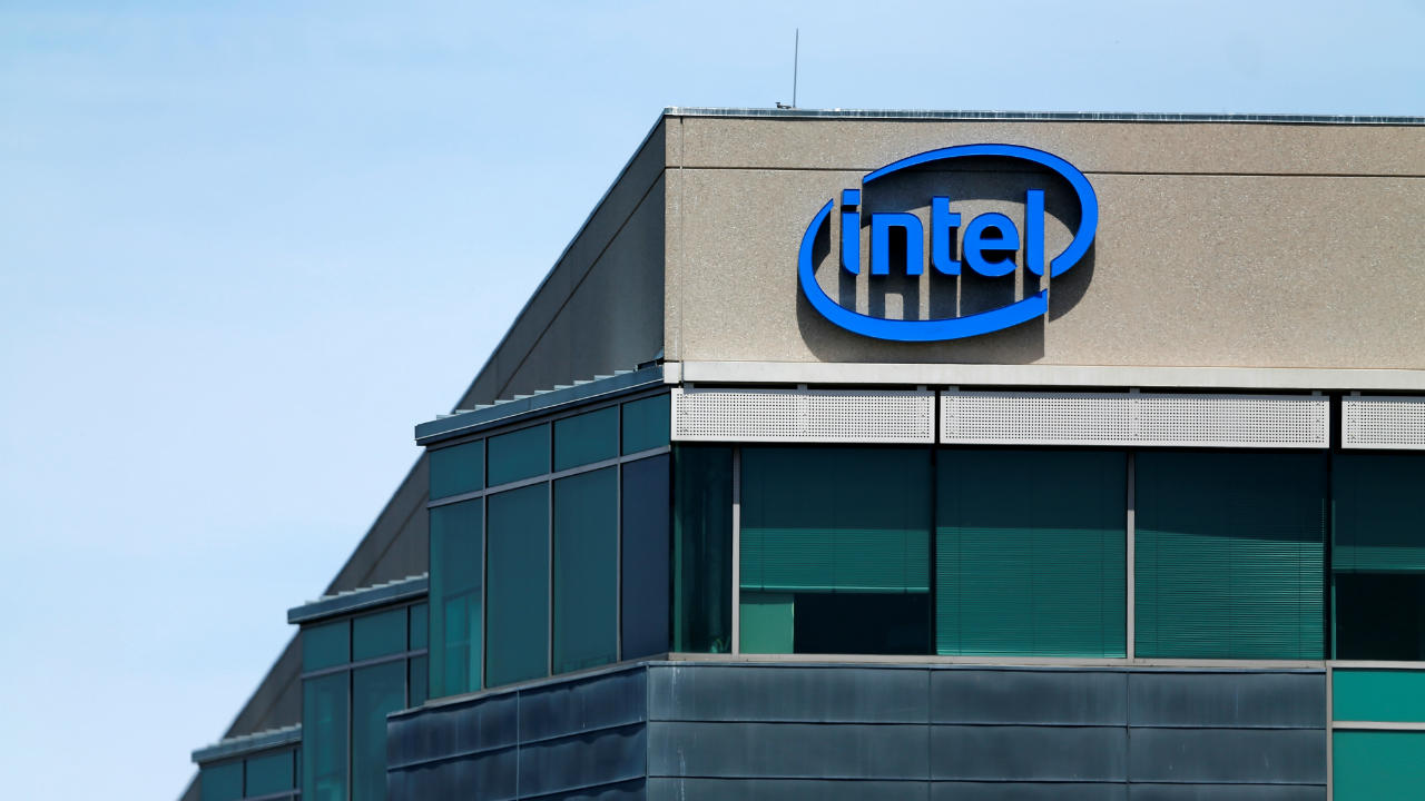 3. Intel | Offices: Ahmedabad, Bangalore, Chennai, Gurgaon, Hyderabad, Kolkata, Mumbai, New Delhi, Noida, Pune and Secunderabad | Pictured here is the Intel logo on their office building in San Diego, California (Photo: Reuters)