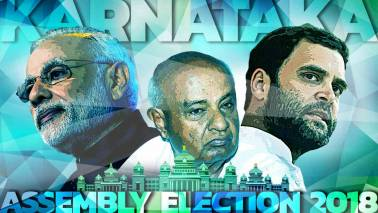 Karnataka Assembly Elections 2018: Constituency-wise results