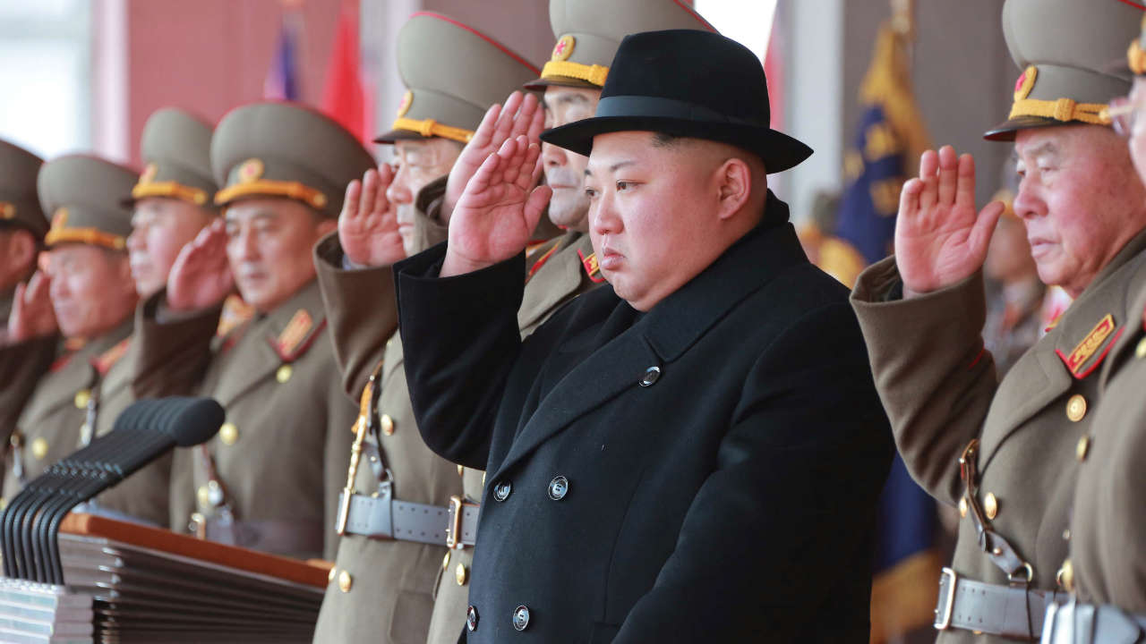 North Korea | Kim Jong Un's country was ranked last at 180 in the index. (Image: Reuters)