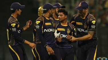 KKR vs DD - IPL 2018: Rana, Russell are shining Knights in Kolkata's big win