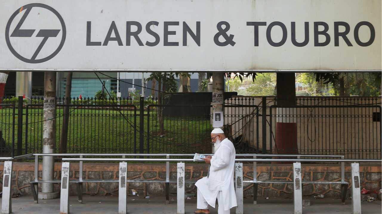 Larsen & Toubro | Being one of India's biggest multi-national firm, it is a magnet for job aspirants. It is headquartered in Mumbai. (Image: Reuters)
