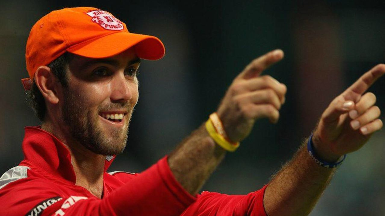 7. Glenn Maxwell | The Australian all-rounder will be playing for Delhi Daredevils this year, who acquired him for Rs 9 crore. Maxwell has played with Kings XI Punjab for four years. (www.iplt20.com)